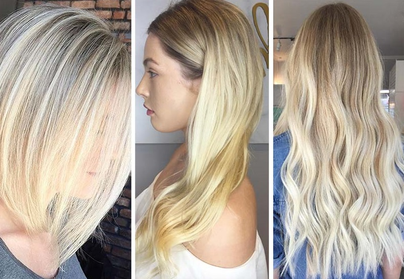 blonde color ideas